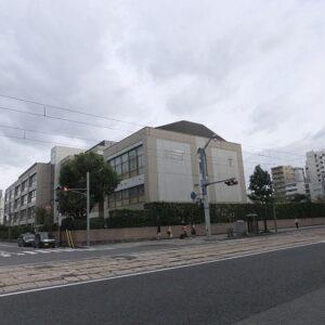 広島女学院高等学校 アイキャッチ画像
